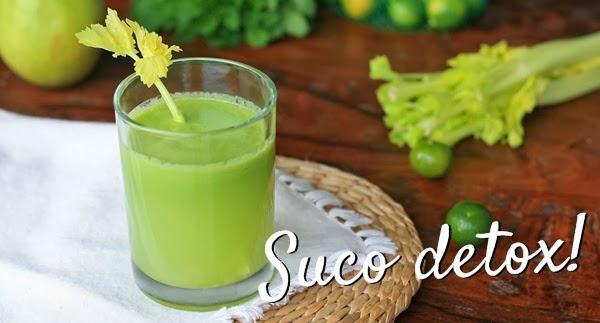 Suco detox Dieta Inteligente